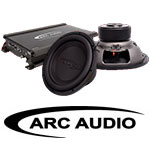 product car audio arc